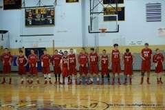 Boys Basketball Kennedy 51 vs. Berlin 60 (50)