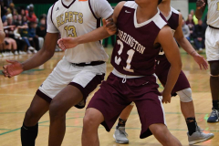 CIAC Boys Basketball - NVL Finals - #1 Sacred Heart 75 vs. #3 Torrington 54 - Photo (14)