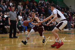 CIAC Boys Basketball - NVL Finals - #1 Sacred Heart 75 vs. #3 Torrington 54 - Photo (16)