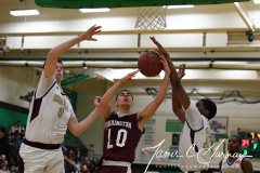 CIAC Boys Basketball - NVL Finals - #1 Sacred Heart 75 vs. #3 Torrington 54 - Photo (17)