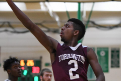CIAC Boys Basketball - NVL Finals - #1 Sacred Heart 75 vs. #3 Torrington 54 - Photo (21)