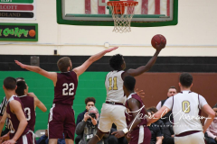CIAC Boys Basketball - NVL Finals - #1 Sacred Heart 75 vs. #3 Torrington 54 - Photo (4)