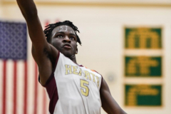 CIAC Boys Basketball - NVL Finals - #1 Sacred Heart 75 vs. #3 Torrington 54 - Photo (44)