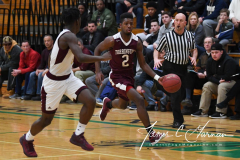 CIAC Boys Basketball - NVL Finals - #1 Sacred Heart 75 vs. #3 Torrington 54 - Photo (5)
