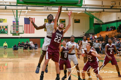 CIAC Boys Basketball - NVL Finals - #1 Sacred Heart 75 vs. #3 Torrington 54 - Photo (50)
