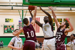 CIAC Boys Basketball - NVL Finals - #1 Sacred Heart 75 vs. #3 Torrington 54 - Photo (51)