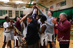 CIAC Boys Basketball - NVL Finals - #1 Sacred Heart 75 vs. #3 Torrington 54 - Photo (60)