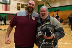 CIAC Boys Basketball - NVL Finals - #1 Sacred Heart 75 vs. #3 Torrington 54 - Photo (64)