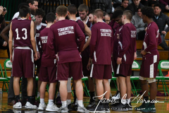 CIAC Boys Basketball - NVL Finals - #1 Sacred Heart 75 vs. #3 Torrington 54 - Photo (8)