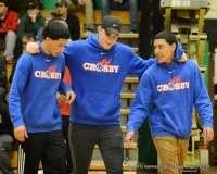CIAC Boys Basketball NVL Tournament Finals – #1 Sacred Heart 68 vs. #3 Crosby 66 (18)