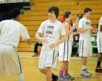 CIAC Boys Basketball NVL Tournament SF's - #2 Naugatuck 65 vs. #3 Crosby 80 (10)