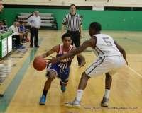 CIAC Boys Basketball NVL Tournament SF's - #2 Naugatuck 65 vs. #3 Crosby 80 (109)