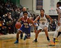 CIAC Boys Basketball NVL Tournament SF's - #2 Naugatuck 65 vs. #3 Crosby 80 (123)
