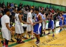 CIAC Boys Basketball NVL Tournament SF's - #2 Naugatuck 65 vs. #3 Crosby 80 (125)