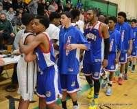 CIAC Boys Basketball NVL Tournament SF's - #2 Naugatuck 65 vs. #3 Crosby 80 (127)
