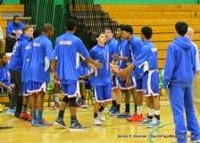 CIAC Boys Basketball NVL Tournament SF's - #2 Naugatuck 65 vs. #3 Crosby 80 (4)
