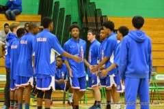 CIAC Boys Basketball NVL Tournament SF's - #2 Naugatuck 65 vs. #3 Crosby 80 (6)