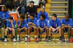 CIAC Boys Basketball NVL Tournament SF's - #2 Naugatuck 65 vs. #3 Crosby 80 (77)