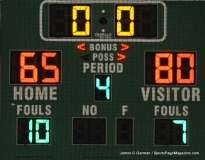 CIAC Boys Basketball NVL Tournament SF's - #2 Naugatuck 65 vs. #3 Crosby 80 (85)