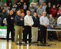 CIAC Boys Basketball NVL Tournament SF's - #2 Naugatuck 65 vs. #3 Crosby 80 (88)