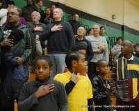 CIAC Boys Basketball NVL Tournament SF's - #2 Naugatuck 65 vs. #3 Crosby 80 (91)