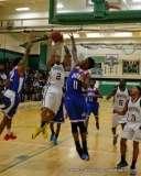 CIAC Boys Basketball NVL Tournament SF's - #2 Naugatuck 65 vs. #3 Crosby 80 (93)