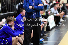 Gallery CIAC Boys Basketball Portland 46 vs. East Hampton 53