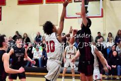 Gallery CIAC Boys Basketball Portland 51 vs. Valley Regional 70