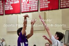 Gallery CIAC Boys Basketball Portland 53 vs. Westbrook 38
