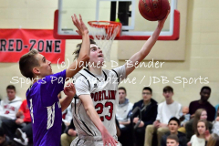 Gallery CIAC Boys Basketball Portland 53 vs. Westbrook 38