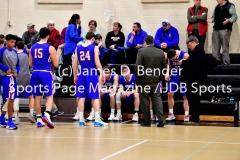 Gallery CIAC Boys Basketball: Portland 58 vs. Coginchaug 42