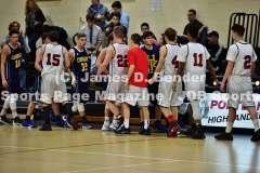Gallery CIAC Boys Basketball: Portland 59 vs. Haddam Killingworth 68