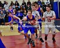 Gallery CIAC Boys Basketball: Portland 66 vs. Hale Ray 59