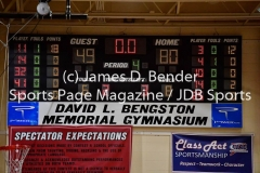 Gallery CIAC Boys Basketball: Portland 80 vs. Westbrook 49