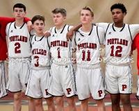 Gallery CIAC Boys Basketball: Portland 92 vs. Whitney Tech 77