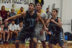 CIAC Boys Basketball - Seymour 61 vs. Oxford 57 - Photo (24)
