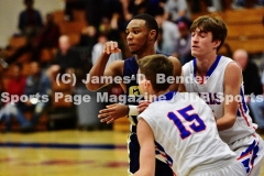 Gallery CIAC Boys Basketball Shoreline Round 1: Coginchaug 55 vs. Creed 47