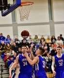 Gallery CIAC Boys Basketball Shoreline Semi: East Hampton 50 vs. Coginchaug 46