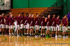 CIAC Boys Basketball: Torrington 58 vs. Wolcott 56 - Photo #079
