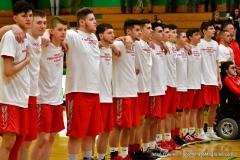 CIAC Boys Basketball: Torrington 58 vs. Wolcott 56 - Photo #082