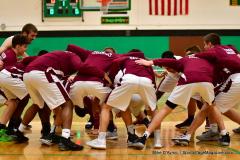 CIAC Boys Basketball: Torrington 58 vs. Wolcott 56 - Photo #109