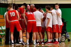 CIAC Boys Basketball: Torrington 58 vs. Wolcott 56 - Photo #111