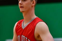 CIAC Boys Basketball: Torrington 58 vs. Wolcott 56 - Photo #124