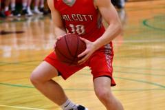 CIAC Boys Basketball: Torrington 58 vs. Wolcott 56 - Photo #137