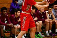 CIAC Boys Basketball: Torrington 58 vs. Wolcott 56 - Photo #145