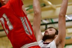 CIAC Boys Basketball: Torrington 58 vs. Wolcott 56 - Photo #148