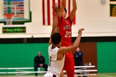 CIAC Boys Basketball: Torrington 58 vs. Wolcott 56 - Photo #155