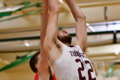 CIAC Boys Basketball: Torrington 58 vs. Wolcott 56 - Photo #156