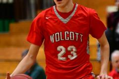 CIAC Boys Basketball: Torrington 58 vs. Wolcott 56 - Photo #162