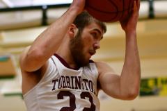 CIAC Boys Basketball: Torrington 58 vs. Wolcott 56 - Photo # 169